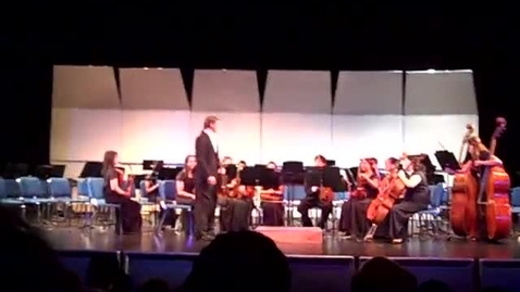Thumbnail for entry WL Chamber Orchestra Spring 2010 May 12.MP4