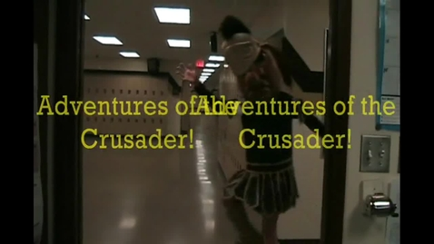 Thumbnail for entry Adventures of the Crusader