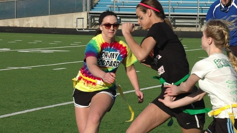 Thumbnail for entry PowderPuff Football Preview
