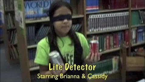 Thumbnail for entry Lite Detector
