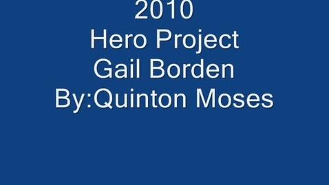 Thumbnail for entry Gail Borden