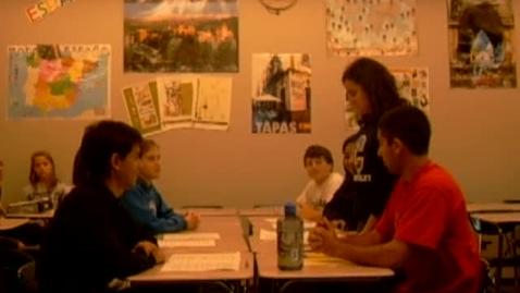 Thumbnail for entry AP Spanish Debate Salud (team #1, pt. 1)
