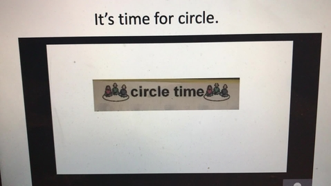 Thumbnail for entry August 13, 2020: Circle Time/Morning Meeting