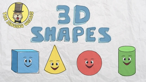 Thumbnail for entry 3D Shapes