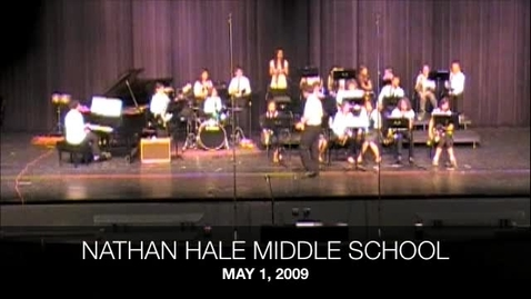 Thumbnail for entry 2009 Nathan Hale Middle