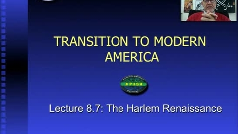 Thumbnail for entry Lecture 8.7