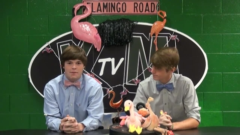 Thumbnail for entry Around the Mountain: 10_19_12,KMTV's weekly magazine show featuring highlights from all the school's activities around Kennesaw Mountain High School. We cover sports