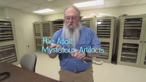Thumbnail for entry Virginia's First People, Segment 6 — The Atlatl: Mysterious Artifacts
