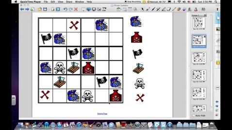 Thumbnail for entry Sudoku Solving