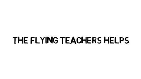 Thumbnail for entry The Flying Teachers