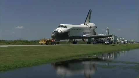 Thumbnail for entry Space Shuttle Tribute
