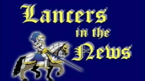Thumbnail for entry Lancers in the News Morn Edition November 9, 2009