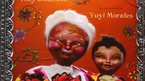 Thumbnail for entry Thu 4.23: Read Aloud My Abuelita by Tony Johnston