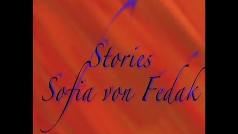Thumbnail for entry All our Stories- Sofia