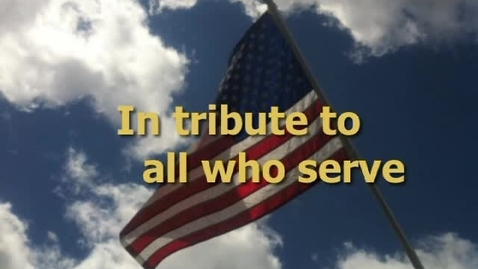 Thumbnail for entry Musical Tribute to Veterans at the 2011 King High Remembers Ceremony