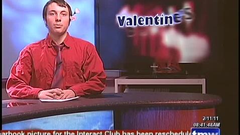 Thumbnail for entry Valentine's Day & Boys vs Girls