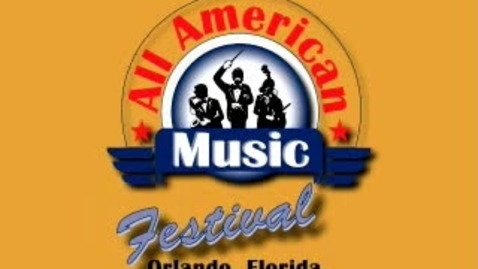 Thumbnail for entry Band Festival / Choir Festival  /  Perform in Orlando- Travel with American Tours & Travel