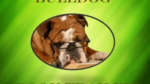 Thumbnail for entry The Zombie Chasters student made Bulldog Book Trailer