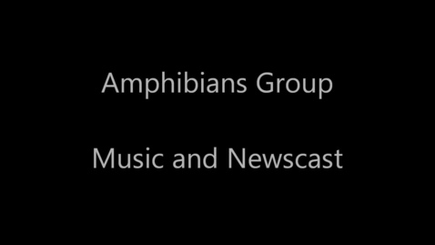 Thumbnail for entry GVC 11-07 Amphibains Video