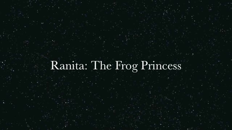 Thumbnail for entry Ranita: The Frog Princess