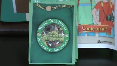 Thumbnail for entry Magic Tree House News by Molly - Episode #1