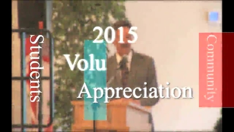 Thumbnail for entry SLPS Volunteers Appreciation Event