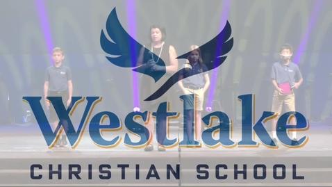 Thumbnail for entry Westlake Elementary Chapel 9-22-21