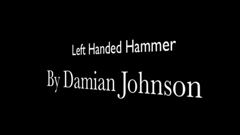Thumbnail for entry left handed hammer