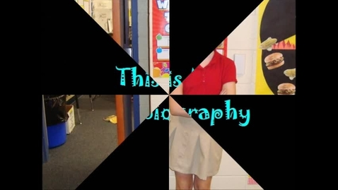 Thumbnail for entry Ashlynne's Autobiography