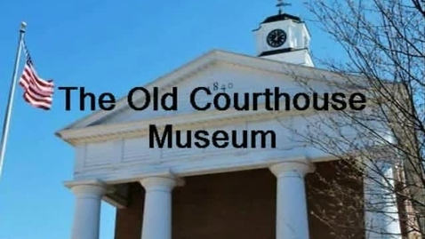 Thumbnail for entry Old Court House Civil war Museum