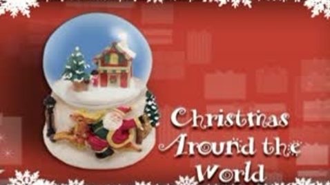Thumbnail for entry Ms. Ezell's Christmas Around the World Project