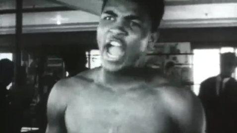Thumbnail for entry MHS students and staff react to the death of boxing icon