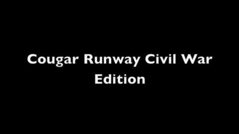 Thumbnail for entry Cougar Runway Week 6 Part 3