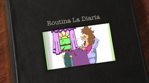 Thumbnail for entry Amirah's Daily Routine