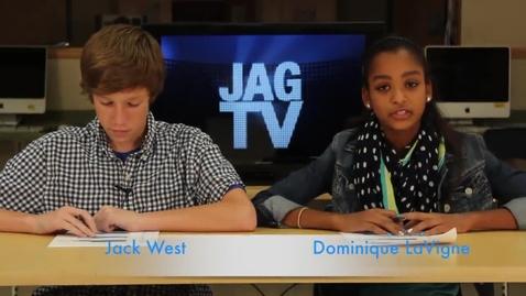 Thumbnail for entry JAG TV November episode