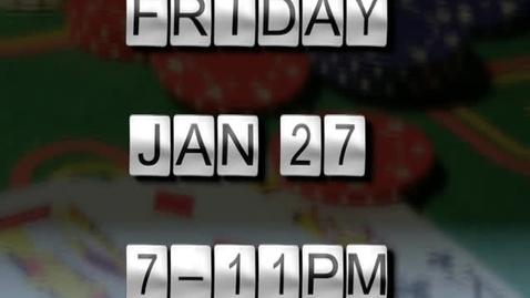 Thumbnail for entry Texas Hold 'Em Poker Night