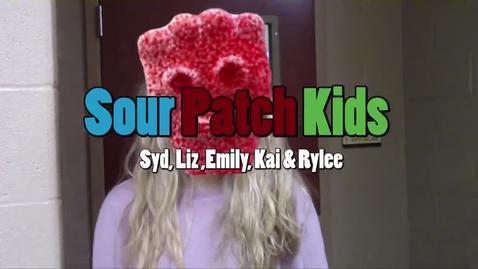 Thumbnail for entry Sour Patch Kids - WSCN PTV 1, Sem 2 (2016-2017)