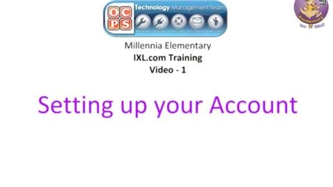 Thumbnail for entry IXL.com Math Training - 1