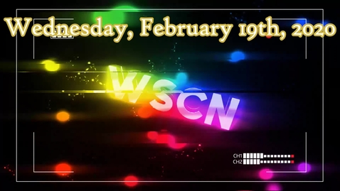 Thumbnail for entry WSCN 02.19.20