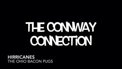Thumbnail for entry Conway Connection, Episode #1, 9/28/17, Helpful Dogs