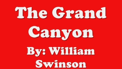 Thumbnail for entry Grand Canyon Project