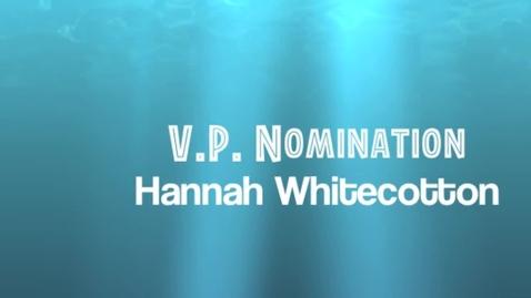 Thumbnail for entry 11th VP Hanna