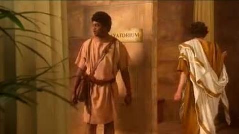 Thumbnail for entry Horrible Histories:  Roman Toilets