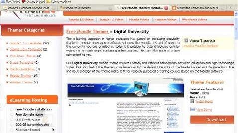 Thumbnail for entry Step5 MoodleThemePart2