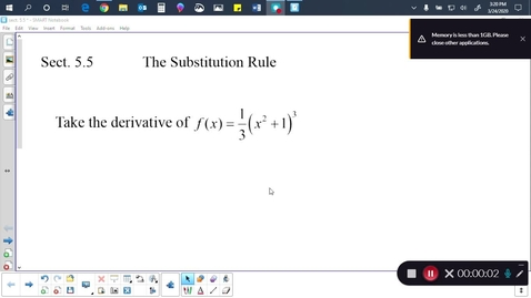 Thumbnail for entry Calc  sect. 5.5 (part 1)