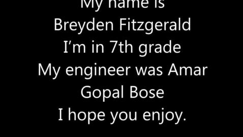 Thumbnail for entry Amar Gopal Bose - Engineer