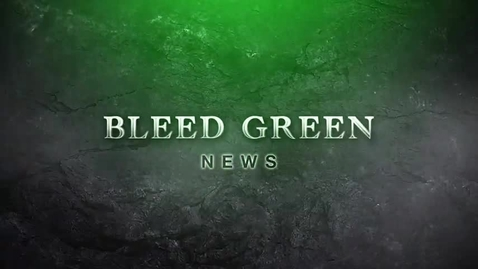 Thumbnail for entry Bleed Green New 3-22-2017