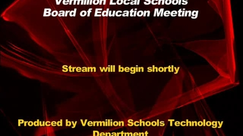 Thumbnail for entry Board of Education Meeting - December 2010