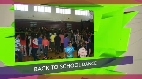 Thumbnail for entry Back to School Dance 2013 - 2014 - Video Yearbook - Produced by Adrianna - Attucks Middle School