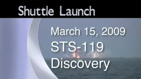 Thumbnail for entry Discovery Space Shuttle Launch